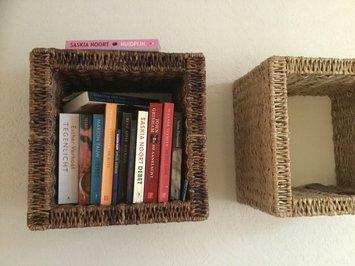3 Decoratieve Boeken Kast Zeevang Marktgigant